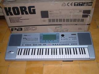 Keyboard Korg Pa 50 Sd Bekas aldyelektronik keyboard korg