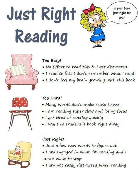 right books just right reading anchor chart 2 jpg