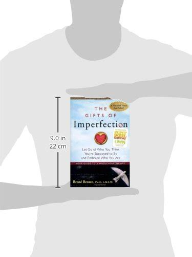 libro the gifts of imperfection libro the gifts of imperfection let go of who you think you re supposed to be and embrace who