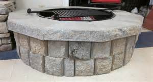 Fire Pit Kit by Pavestone Fire Pit Kit Ebay