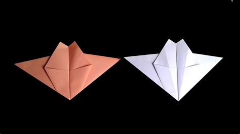 Flying Paper Airplanes Easy Make - how to make a simple paper airplane best flying paper