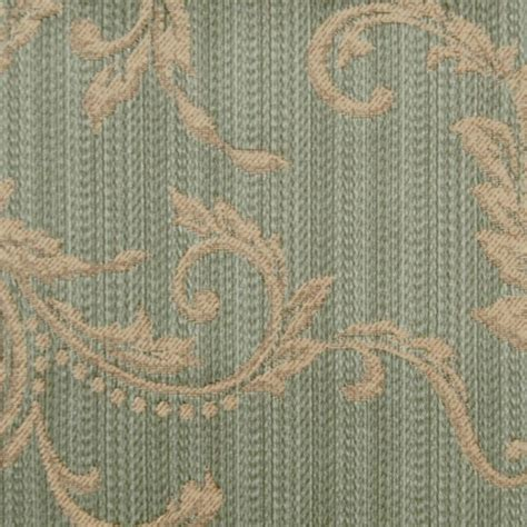 green damask upholstery fabric damask sea green traditional upholstery fabric by