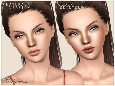 sims 4 custom content skin my sims 3 blog pure skin natural by pralinesims sims 3