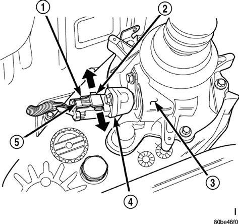 2002 jeep liberty speed sensor saab 93 crankshaft position sensor location get free