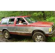Chevrolet S 10 Blazer Questions  What Is The Maximum Tire