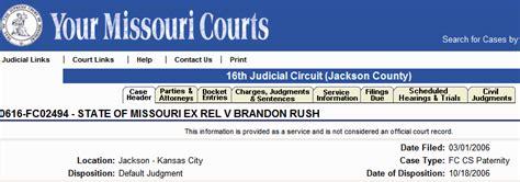 Missouri Net Litigant Search Jayhawk Nation December 2006