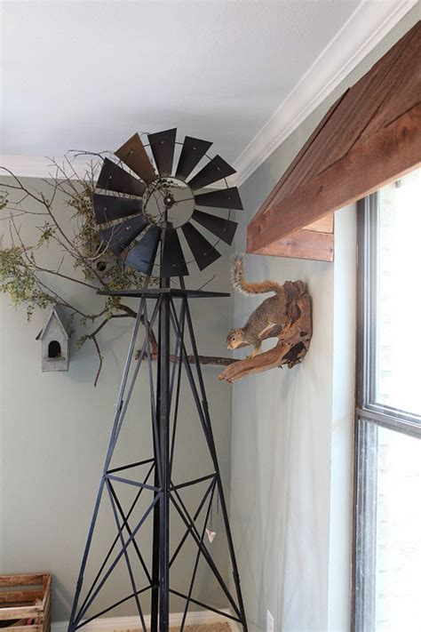 joanna gaines ceiling fans fixer upper windmill decor the harper house
