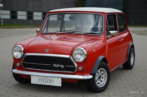 1975 Mini Cooper Innocenti Mini Cooper 1300 Export 1975 Stelvio