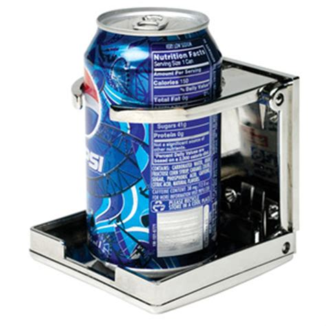 boat drink holders canada seachoice folding drink holder chrome 171158 boat