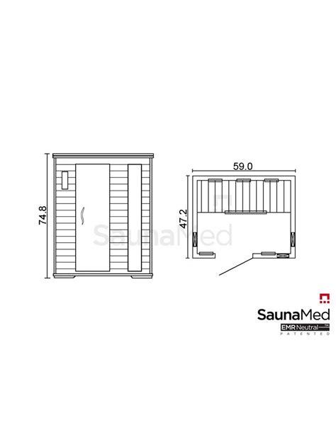more catalog on building plans ciiiips saunamed infrared saunas 3 person luxury cedar far