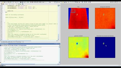 tutorial c image processing image processing tutorial part 2 basic object tracking