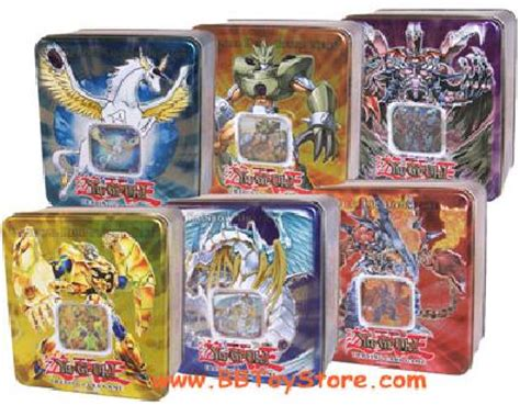 Kartu Yugioh Box collectible tins 2007 yu gi oh fandom powered by wikia