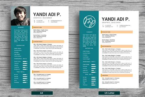 trendy resume templates free flat trendy resumes cv resume templates on creative market
