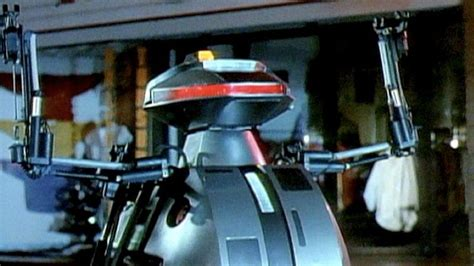 film robot année 80 the killer robots were totally professional on the set of