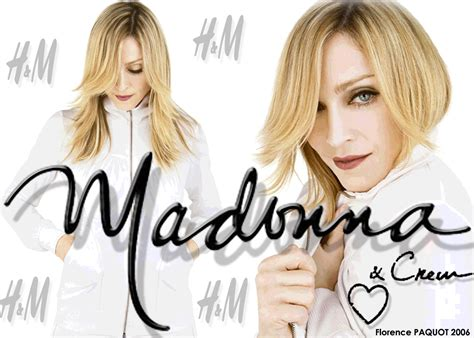 M By Madonna Collection For Hm by Madonna For H M Madonna Fan 981349 Fanpop