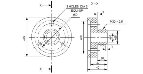 andromeda cad basics  engineering drawing