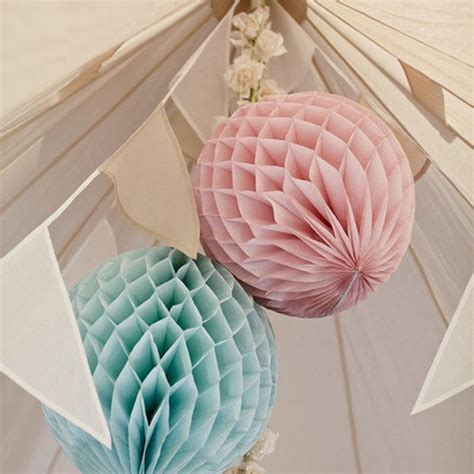How To Make Paper Hanging Balls - free shipping 10 pcs lot 16 quot 40cm hanging wedding