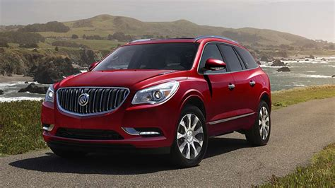 mid size buick suv buick enclave 2017 best mid size luxury suv in 2017
