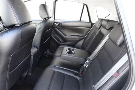 mazda cx 5 back seat 2102 all new mazda cx 5 awd suv launch review