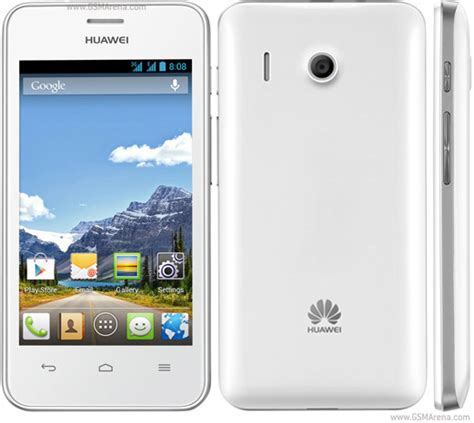 Hp Huawei Ascend Y320 huawei ascend y320 pictures official photos