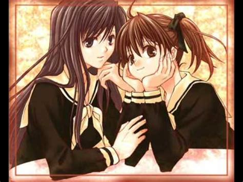 girl yuri anime love couples yuri anime couple youtube