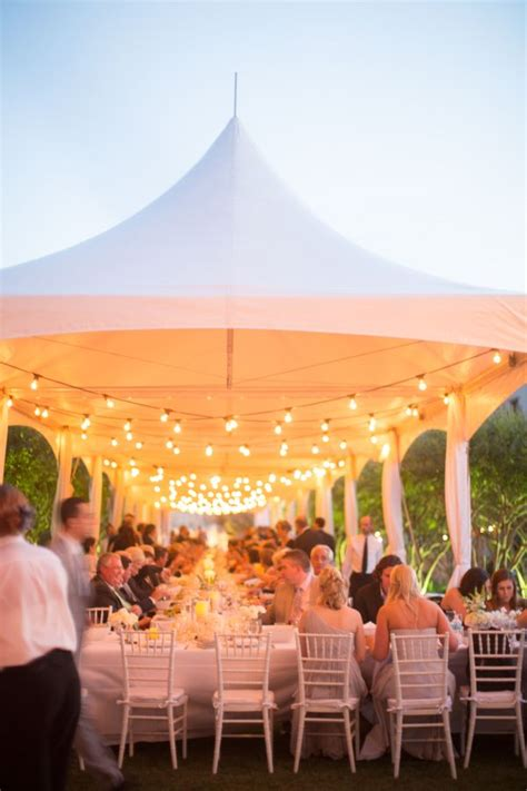 Outdoor Tent Lighting White Whimsical Wedding By Lord Inspired By This