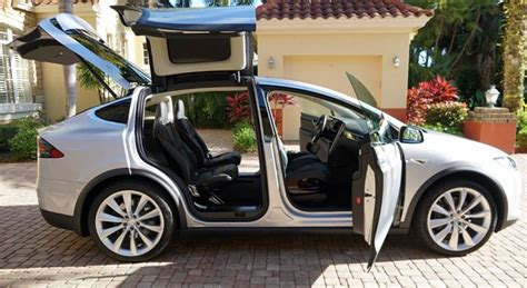 2016 tesla model x suv 4 door for sale 75 used cars from
