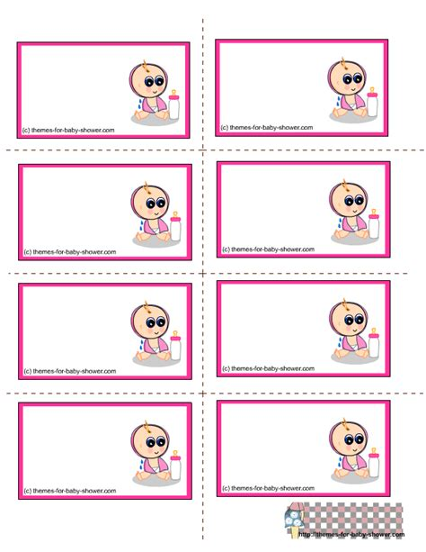 printable baby tags free printable for girls and babies on pinterest