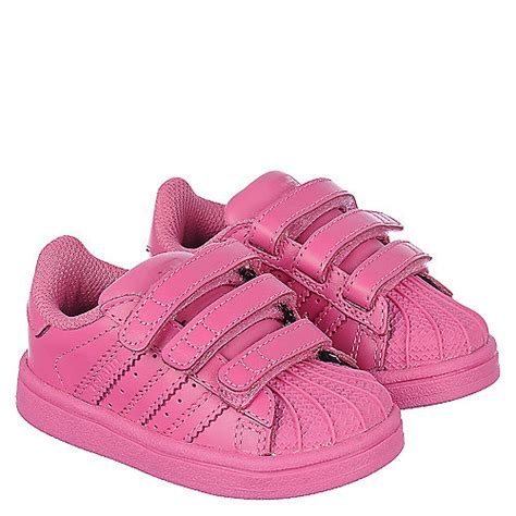adidas pharrell williams superstar supercolor toddler pink sneaker shiekh shoes