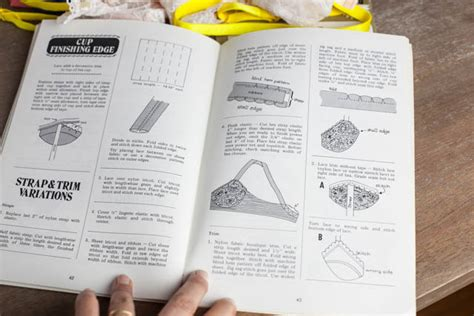 bra pattern making books cloth habit thoughtful sewing techniques and patterns