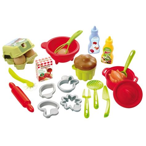 coffret cuisine enfant d 238 nette coffret p 226 tisserie cuisine 3 233 toiles jeux et
