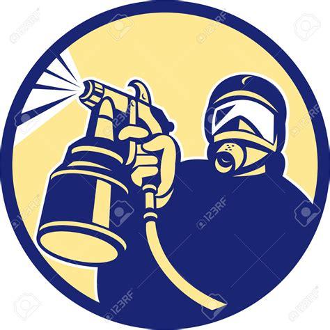 spray painter clipart spray gun clipart 71