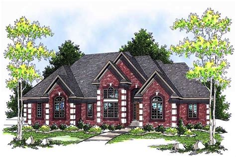 4200 sq ft house plans ranch home with 4 bdrms 4200 sq ft house plan 101 1455