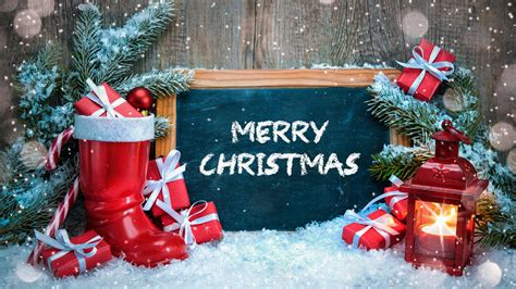 wallpaper merry christmas winter gifts presents snow  celebrations  wallpaper