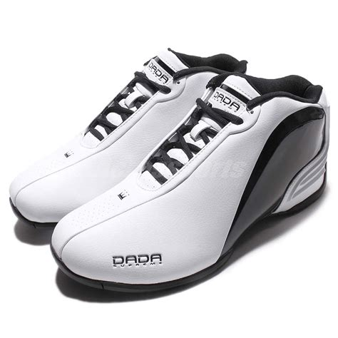 chris webber basketball shoes dada supreme c dubbz chris webber black white mirror