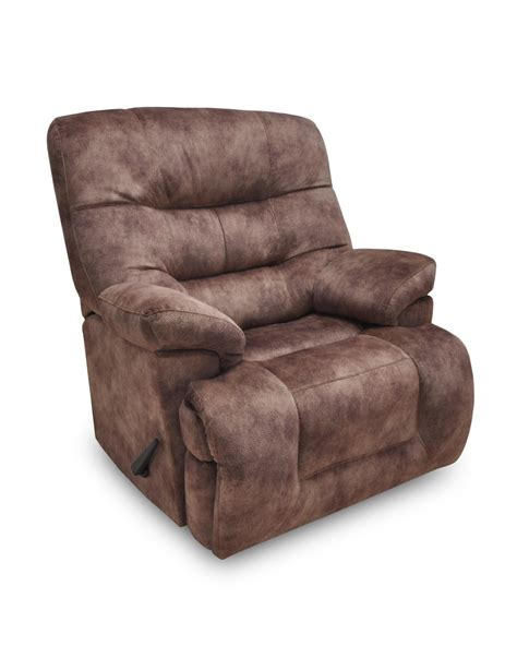 franklin recliner franklin recliners 4585 1616 16 boss bark rocker recliner