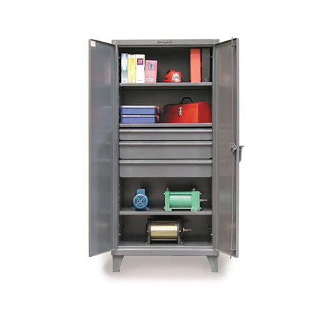 industrial storage cabinets with drawers strong hold products industrial storage cabinets