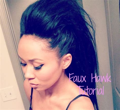 quick and easy gothic hairstyles 43 best braided faux hawk images on pinterest hair dos