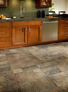 Laminate Flooring For Kitchens 30 Practical And Cool Looking Kitchen Flooring Ideas Digsdigs