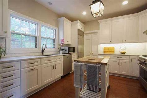 check out this classic kitchen remodel in alexandria virginia