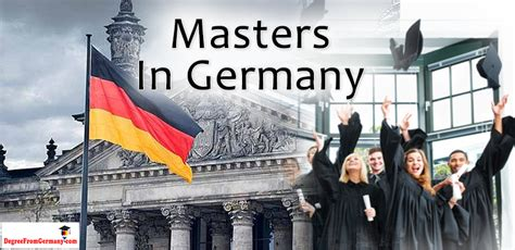 Ms Mba Dual Degree Programs In Germany by How To Apply For Master S In Germany Degree From Germany