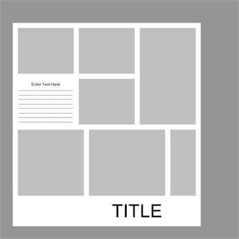 layout template c laurie callison s visual vocabulary page layout template