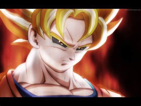 imagenes nuevas de dragon ball z 2015 evil goku kakaroto es el nuevo enemigo youtube
