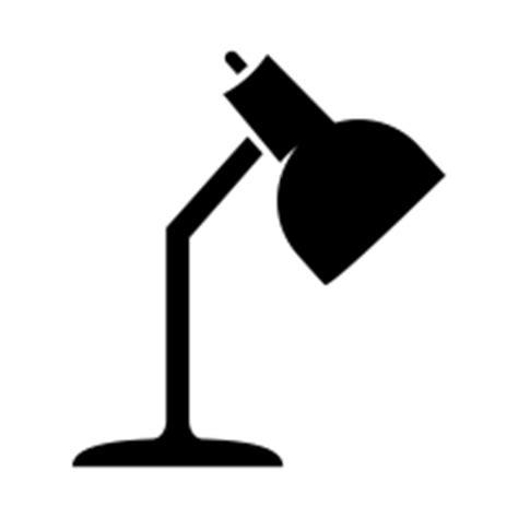 Lamp Desk Desk Lamp Icons Noun Project