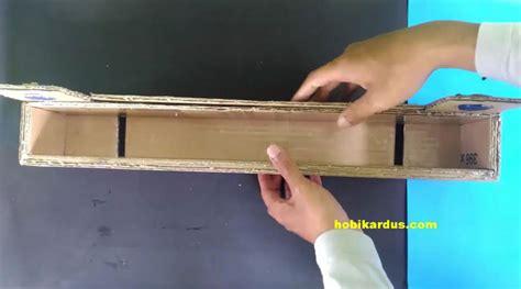 proposal membuat rak sepatu cara membuat rak sepatu dari kardus desain gantung 187 hobi