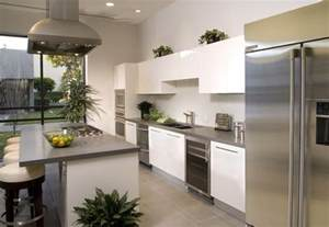 White And Grey Kitchen Designs 35 Beautiful White Kitchen Designs With Pictures