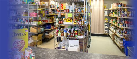Needham Food Pantry by Needham Community Council Helping