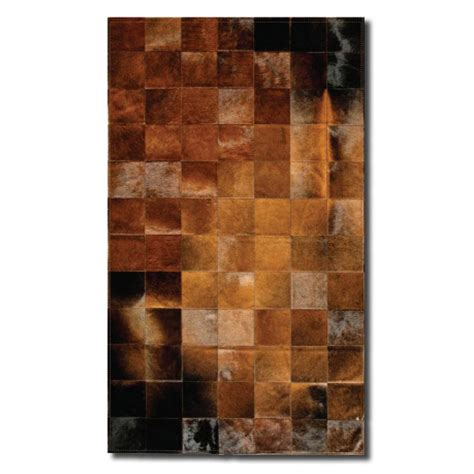kuhfell patchwork teppich madre tierra patchwork teppich aus argentinischem kuhfell
