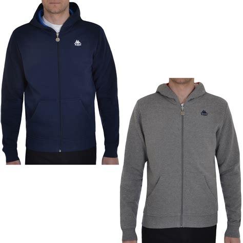 Jaket Zipper Hoodie Anak Kappa Jersey kappa marta mens zip slim fit retro hooded tracksuit track jacket hoodie ebay