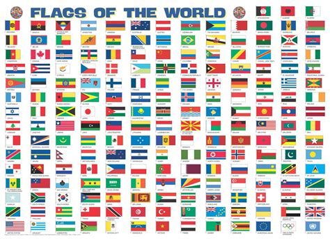 Flags Of The World Website | verdens flag magnet puslespil g 229 p 229 opdagelse i gadgethuset